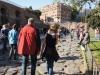 Oude Romeinse straat